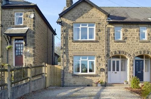 Big Cottages - Charming Matlock Cottage S86203