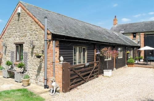 Last Minute Cottages - Superb All Northamptonshire Cottage S25742