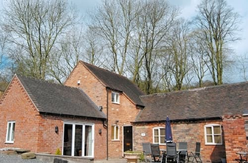 Big Cottages - Beautiful Bridgnorth Cottage S16743