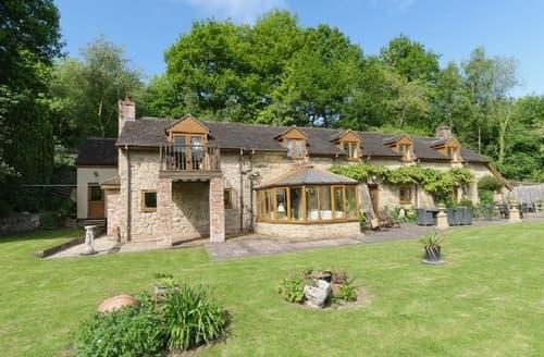 Big Cottages - Beautiful Bridgnorth Cottage S16736