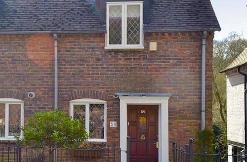 Last Minute Cottages - Lovely Bridgnorth And Ironbridge Cottage S46015
