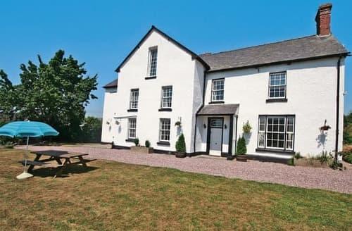 Big Cottages - Tasteful Craven Arms Cottage S16768