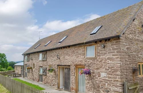 Big Cottages - Exquisite Ludlow Cottage S16800