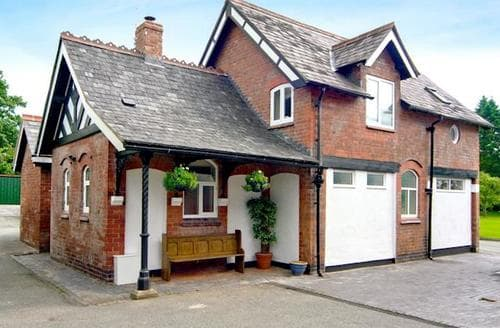 Big Cottages - Wonderful Oswestry Cottage S16831