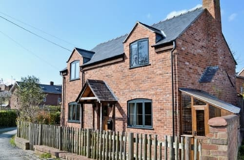Big Cottages - Superb Oswestry Cottage S25907