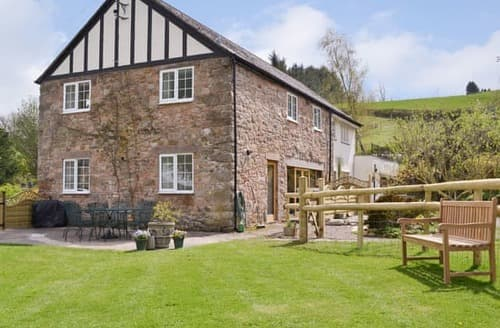Big Cottages - Captivating Oswestry Cottage S98806