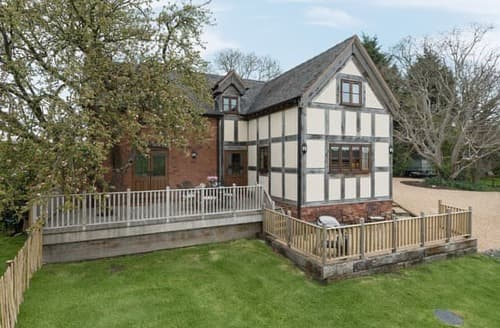Big Cottages - Charming Shrewsbury Cottage S97629