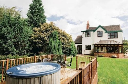 Big Cottages - Splendid All Leicestershire Lodge S16876