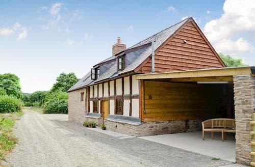 Big Cottages - Quaint Hay On Wye Cottage S67675