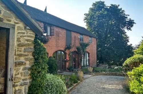 Last Minute Cottages - Splendid Hereford Cottage S89069