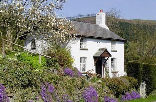 Last Minute Cottages - Wonderful Kington Cottage S16919