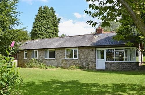 Big Cottages - Excellent Kington Cottage S16921