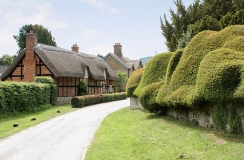 Big Cottages - Wonderful Kington Cottage S16929
