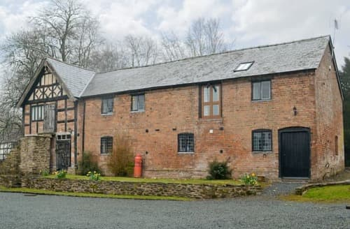 Big Cottages - Gorgeous Kington Cottage S50085