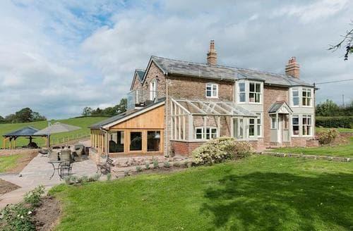 Last Minute Cottages - Gorgeous Ledbury Cottage S80439