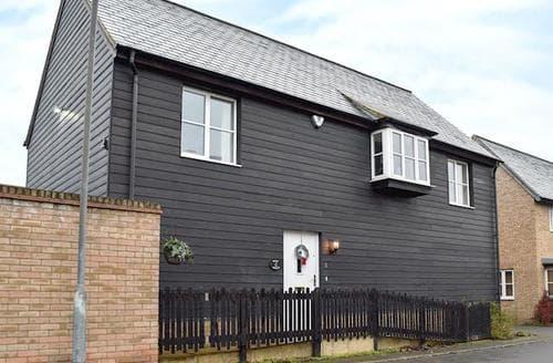 Big Cottages - Cosy Cambridge Apartment S24903