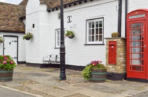 Big Cottages - Cosy Cambridge Cottage S38650
