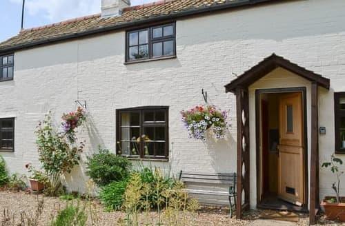 Big Cottages - Adorable Ely Lodge S37539