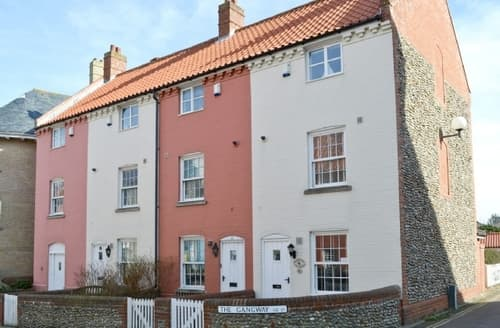 Big Cottages - Luxury Cromer Cottage S25330