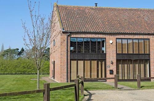 Big Cottages - Luxury Fakenham Cottage S17210