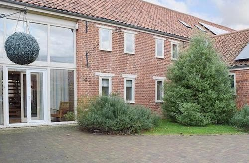 Big Cottages - Superb Great Yarmouth Cottage S56521