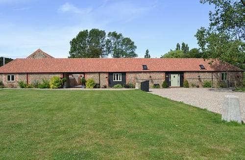 Last Minute Cottages - Inviting Happisburgh Cottage S17331
