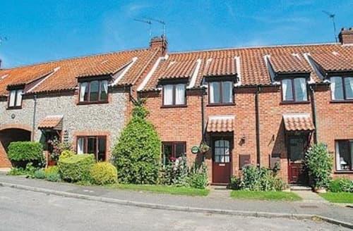 Big Cottages - Cosy Hunstanton Cottage S17419