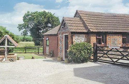 Last Minute Cottages - Gorgeous North Walsham Cottage S17551