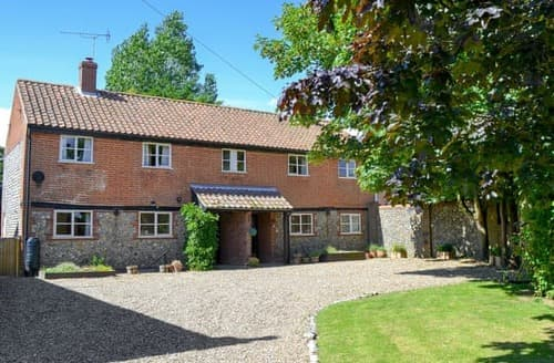 Big Cottages - Superb North Walsham Cottage S59416