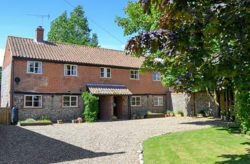 Big Cottages - Superb North Walsham Cottage S59416