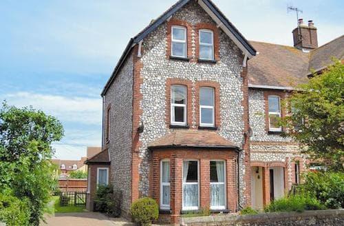 Big Cottages - Delightful Sheringham Cottage S49915