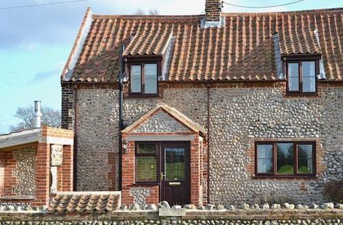 Last Minute Cottages - Adorable Sheringham Cottage S45067