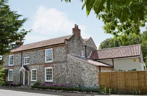 Big Cottages - Tasteful Wells Next The Sea Cottage S17632