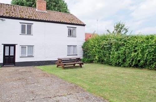 Last Minute Cottages - Exquisite Thetford Lodge S17797