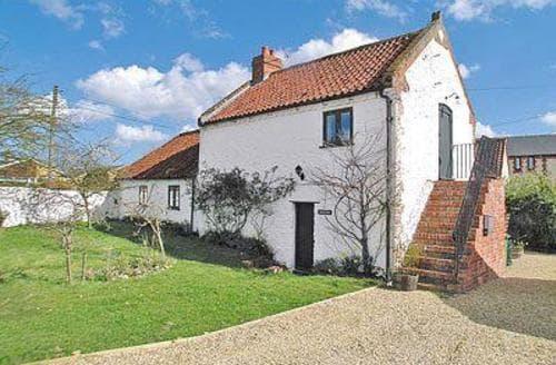 Big Cottages - Superb Thetford Lodge S17804