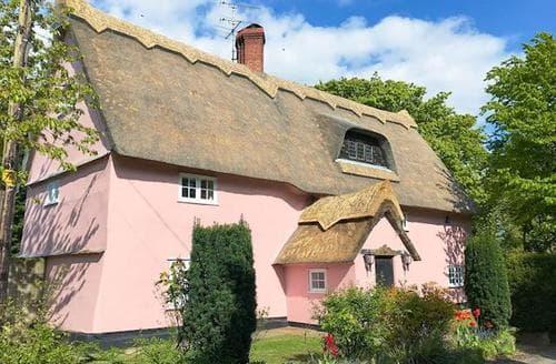 Big Cottages - Cosy Bury St Edmunds Lodge S17848