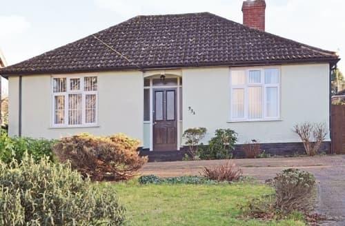 Big Cottages - Quaint Bury St Edmunds Cottage S17851