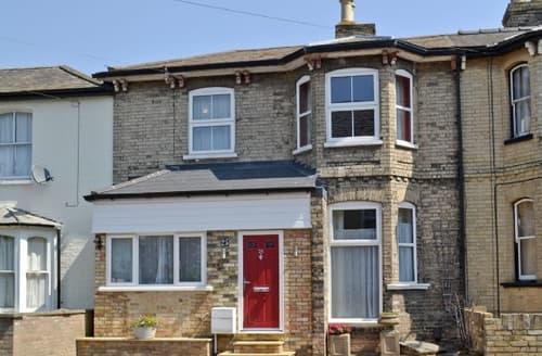 Big Cottages - Cosy Bury St Edmunds Cottage S17860