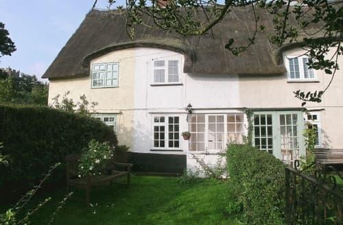Last Minute Cottages - Luxury Halesworth Cottage S17905