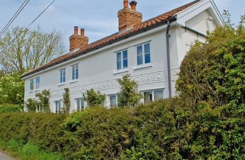 Last Minute Cottages - Luxury Saxmundham Cottage S17995