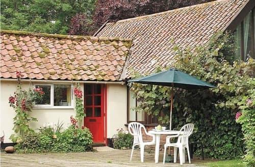 Last Minute Cottages - Wonderful Stowmarket Cottage S18005