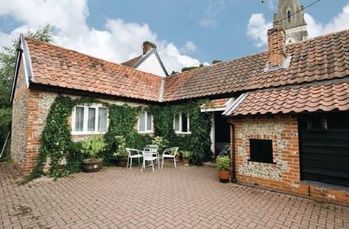 Last Minute Cottages - Captivating Woodbridge Cottage S18058