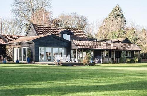 Last Minute Cottages - Charming Woodbridge Apartment S90519