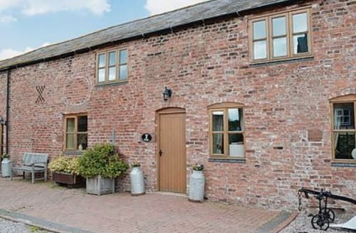 Last Minute Cottages - Superb Chester Cottage S18141