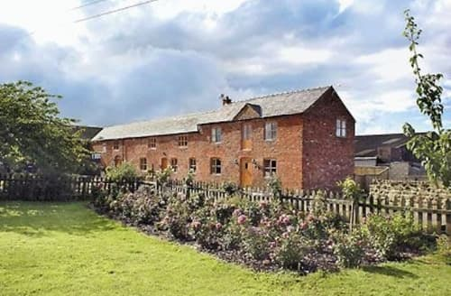 Big Cottages - Wonderful Chester Cottage S18149