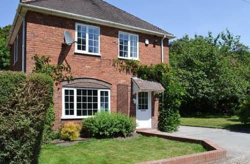 Big Cottages - Attractive Chester Cottage S105233