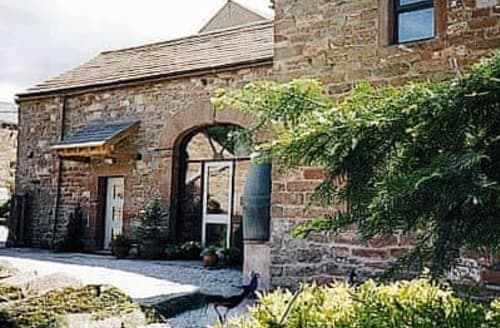 Last Minute Cottages - THE OLD MANSE