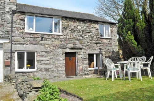 Last Minute Cottages - Park Stile Cottage