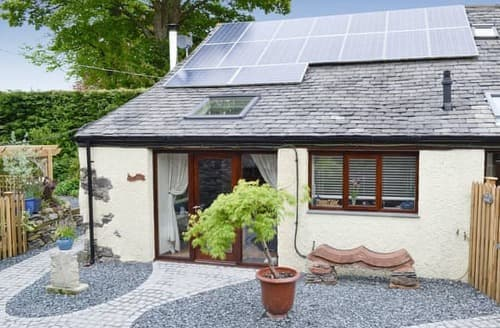 Last Minute Cottages - Lovely Broughton In Furness Cottage S18368