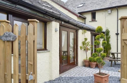 Last Minute Cottages - Tasteful Broughton In Furness Cottage S18361